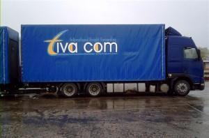Tiva Com Truck