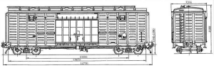 rail-wagon